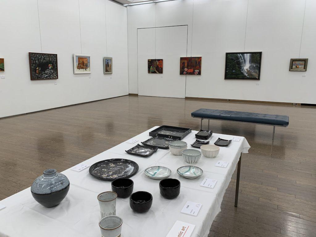 アートフォラム高崎作品展2020-01